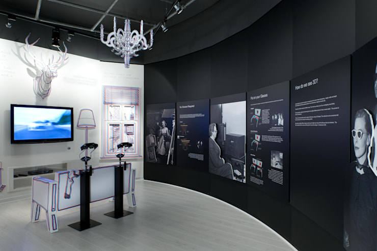 3DTV Exhibition:  Museums by NRN Design