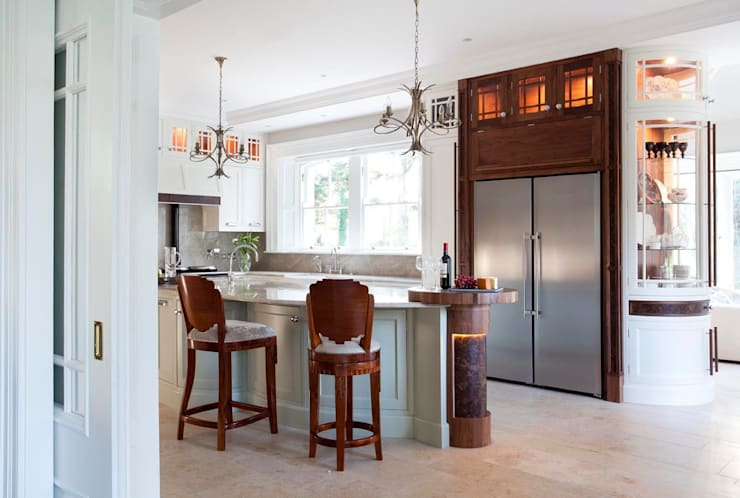 Kitchen by Designer Kitchen by Morgan