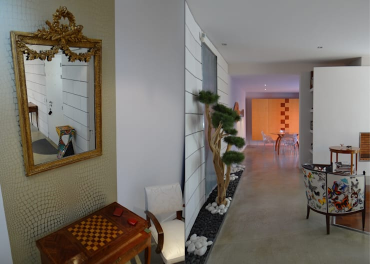 http://www.unamourdemaison.com/melange-des-genres.html: Salon de style de style eclectique par UN AMOUR DE MAISON