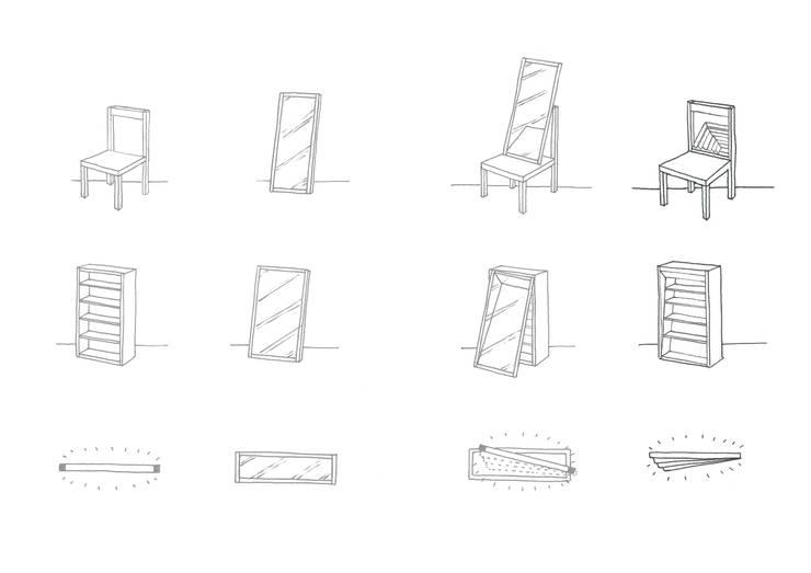 Concept Sketch: Casa in stile  di KIMXGENSAPA