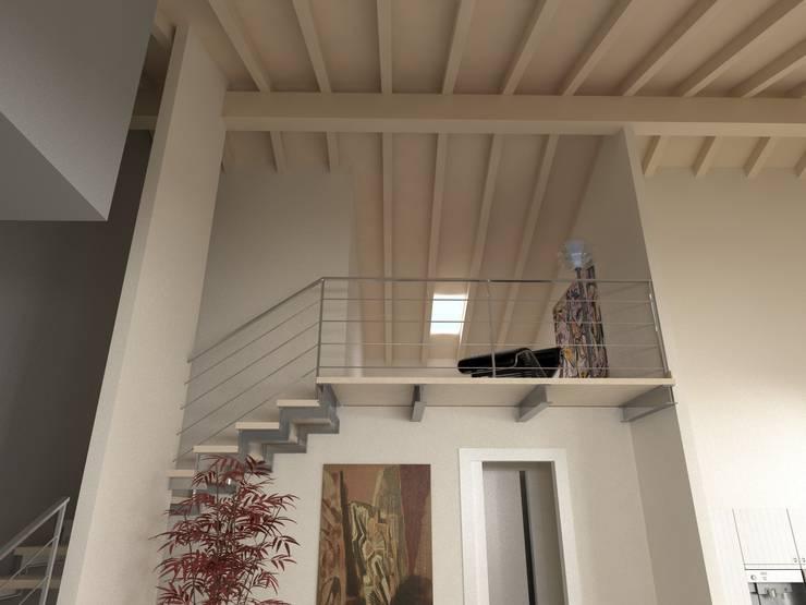 Appartamento: Case in stile  di GF Studio Design