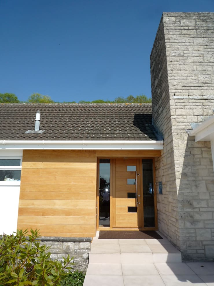 Refurbishment and Extension of a Bungalow:   by Geoff Sellick Architectural & Interior Design