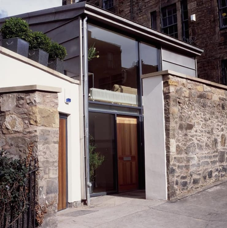 Hart Street House:  Houses by ZONE Architects