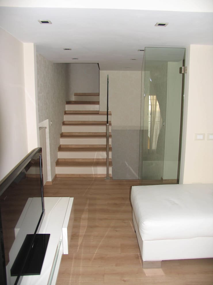Appartamento in centro: Case in stile  di Arch. Paolo Bussi