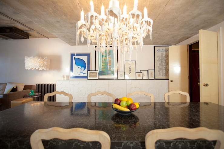 Tower Bridge SE1: Opulent Apartment:  Houses by Increation
