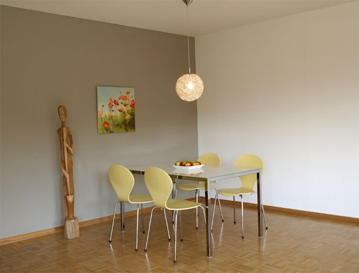 Modern dining room by Raumpraesenz-Homestaging Modern