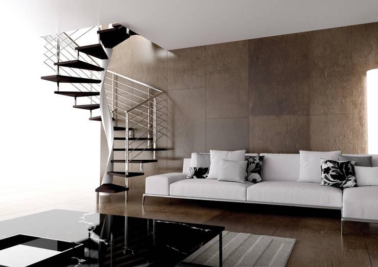 Flur, Diele & Treppenhaus von Enesca