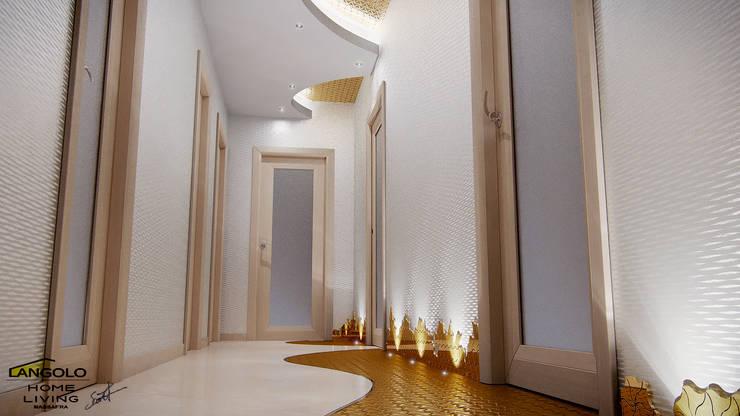Illuminazione Di Un Corridoio : Illuminazione corridoio idee faretti applique e led