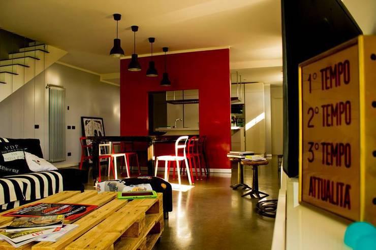 deltastudio:  tarz Oturma Odası
