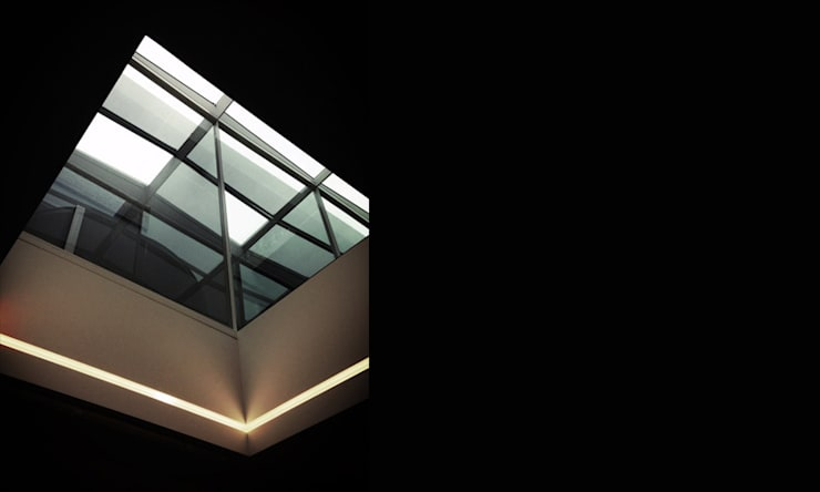 Shoreditch Church Penthouse:  Windows  by Space Group Architects