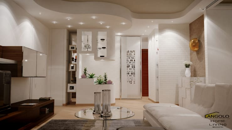 Phòng khách by LANGOLO HOME LIVING