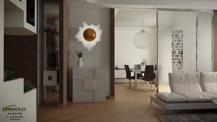 Salas de estilo  por LANGOLO HOME LIVING