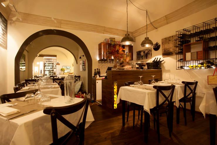 énOsteria: Gastronomia in stile  di LPA
