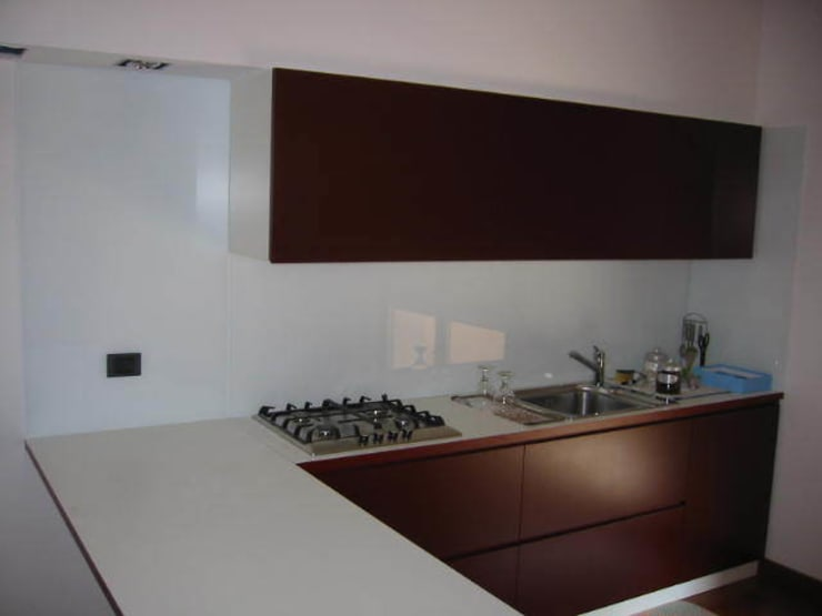 MOBILI SU MISURA: Cucina in stile  di ARKHISTUDIO