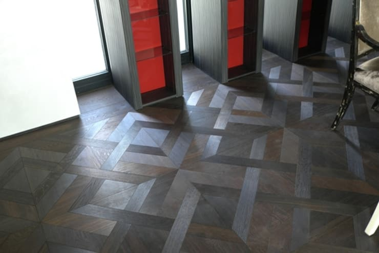 woodboxx | Thomas Maileが手掛けた壁&床