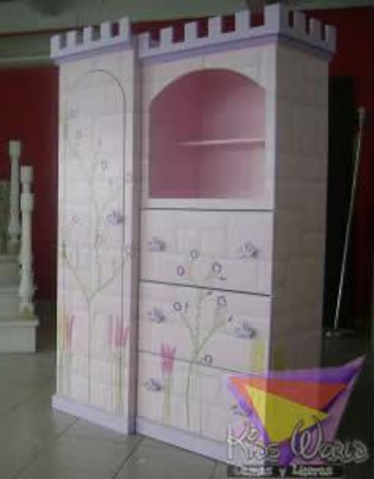 Bedroom by camas y literas infantiles kids world