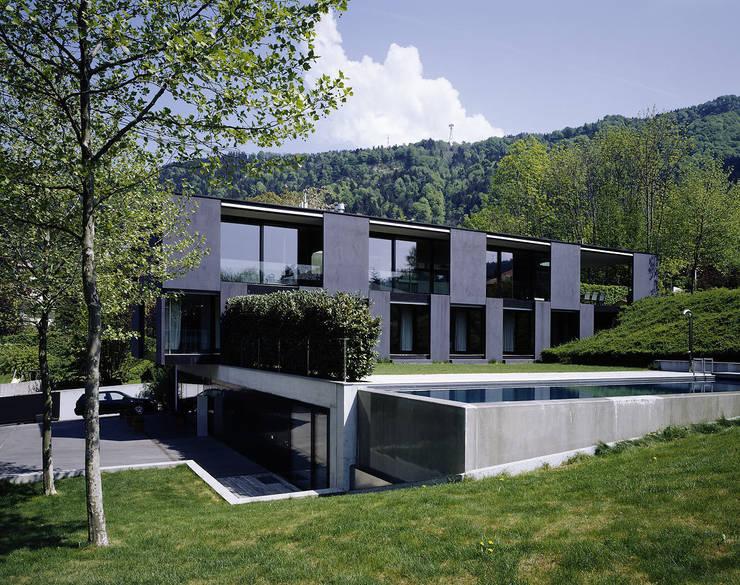 منازل تنفيذ Dietrich | Untertrifaller Architekten ZT GmbH