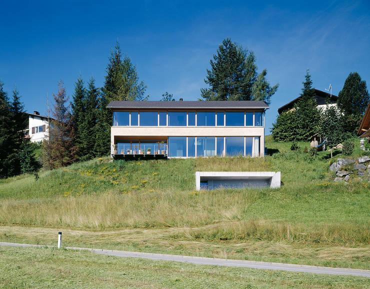 Haus K:  Häuser von Dietrich | Untertrifaller Architekten ZT GmbH,