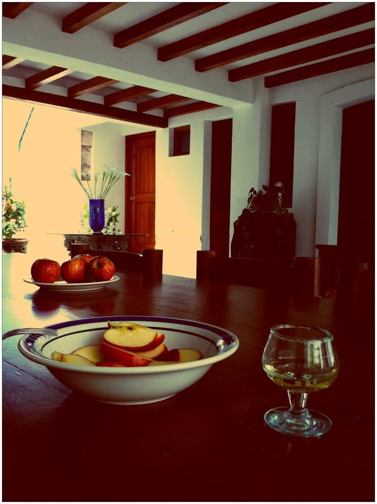 El comedor: Comedores de estilo  por Mikkael Kreis Architects