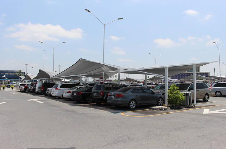 Airports by Velarium Shadeports,