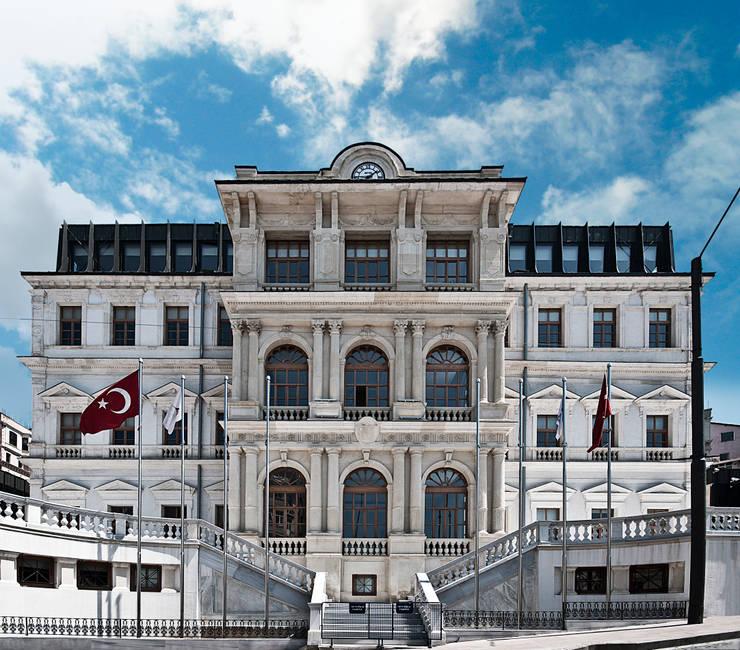 Erginoğlu & Çalışlar Mimarlık – Beyoğlu Municipality:  tarz