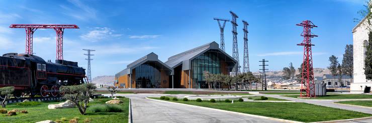 Erginoğlu & Çalışlar Mimarlık – New Power Station:  tarz