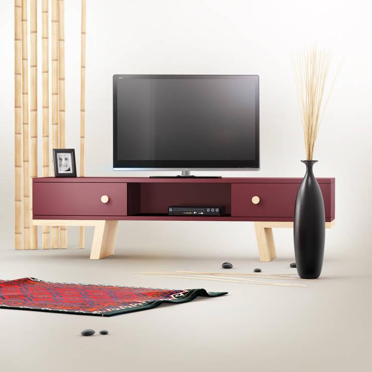 TAO ATV: styl , w kategorii Salon zaprojektowany przez Redo Design Studio Radosław Nowakowski