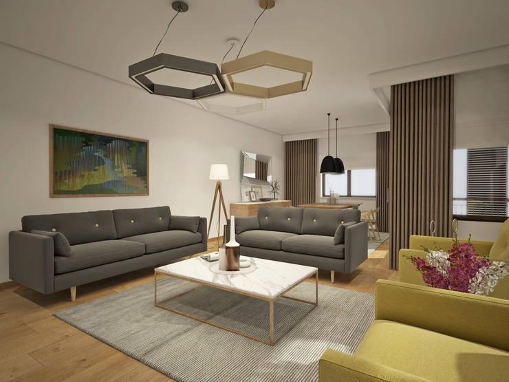 yücel partners – Lavinia Apartment:  tarz