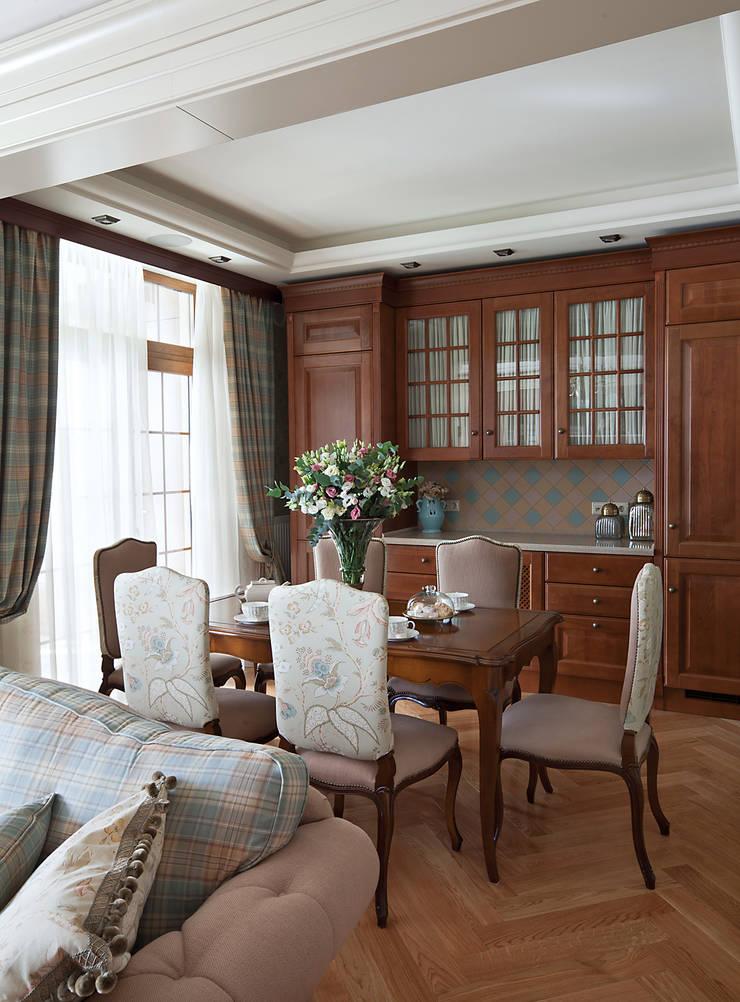 Территория комфорта: Столовые комнаты в . Автор – VVDesign
