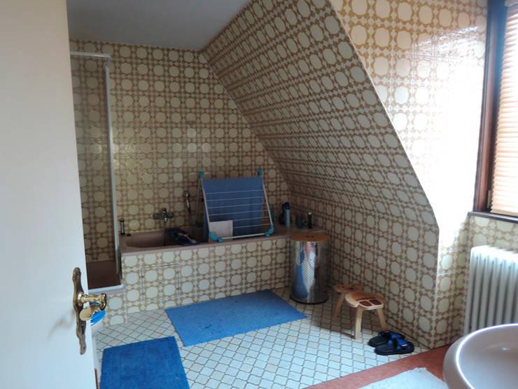 Dom jednorodzinny – Bremen: styl , w kategorii  zaprojektowany przez Projektowanie Wnętrz Agnieszka Noworzyń,Nowoczesny
