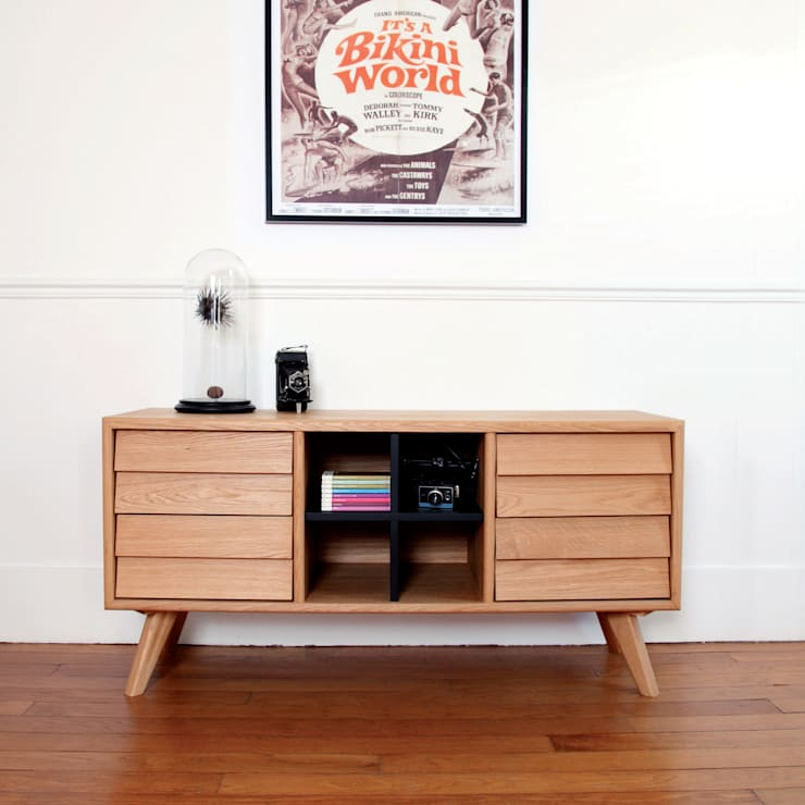 The Hansen Family - Remix Collection Sideboard:  Wohnzimmer von Connox