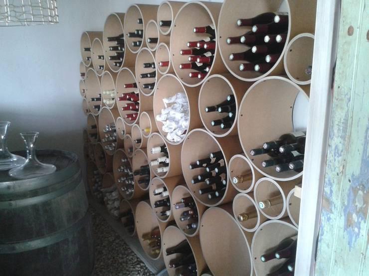 moderne Wijnkelder door Esigo SRL