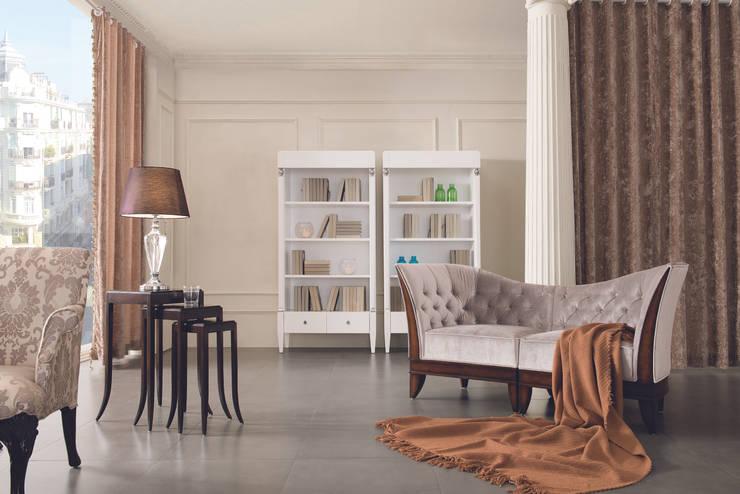 Living room by Neopolis Casa