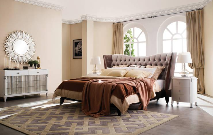 Dormitorios de estilo  de Neopolis Casa,