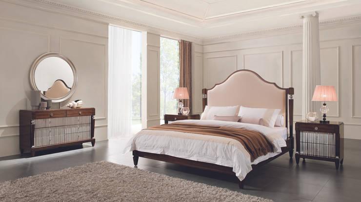 Спальня Mestre: Спальни в . Автор – Neopolis Casa,