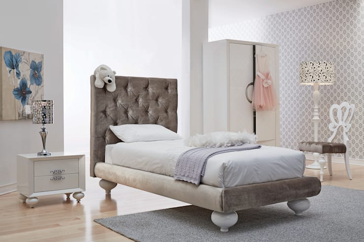 Спальня Palermo: Детские комнаты в . Автор – Neopolis Casa,