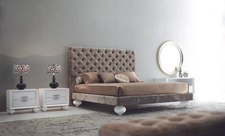 Спальня Palermo: Спальни в . Автор – Neopolis Casa,