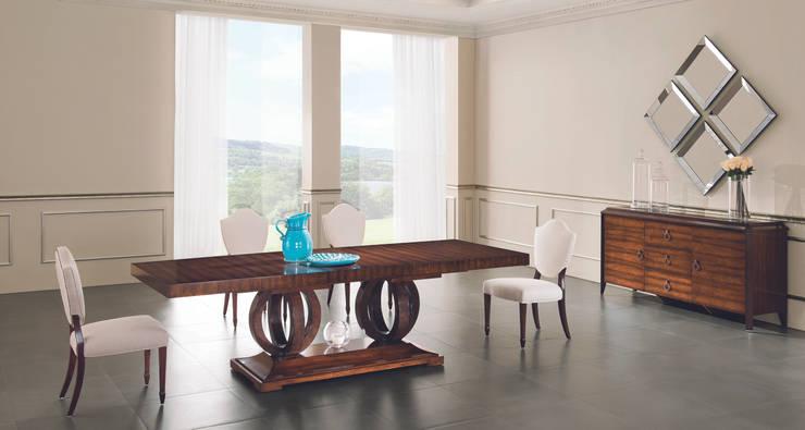 Столовая Mestre: Столовые комнаты в . Автор – Neopolis Casa