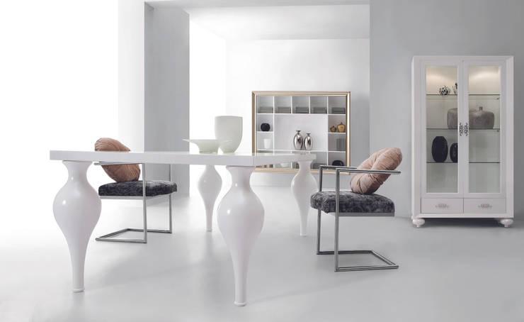 Столовая Palermo: Столовые комнаты в . Автор – Neopolis Casa