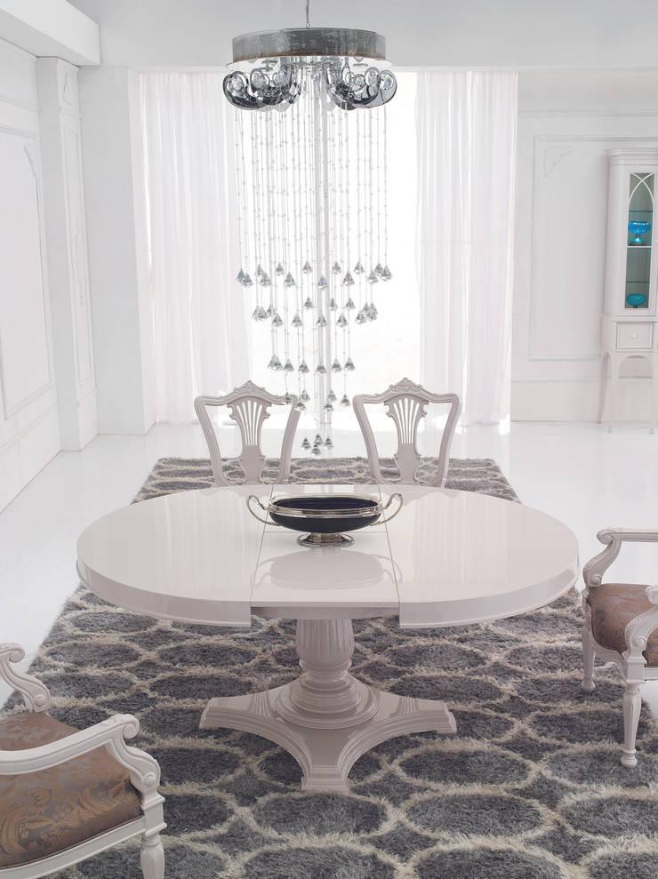 Столовая Rimini: Столовые комнаты в . Автор – Neopolis Casa