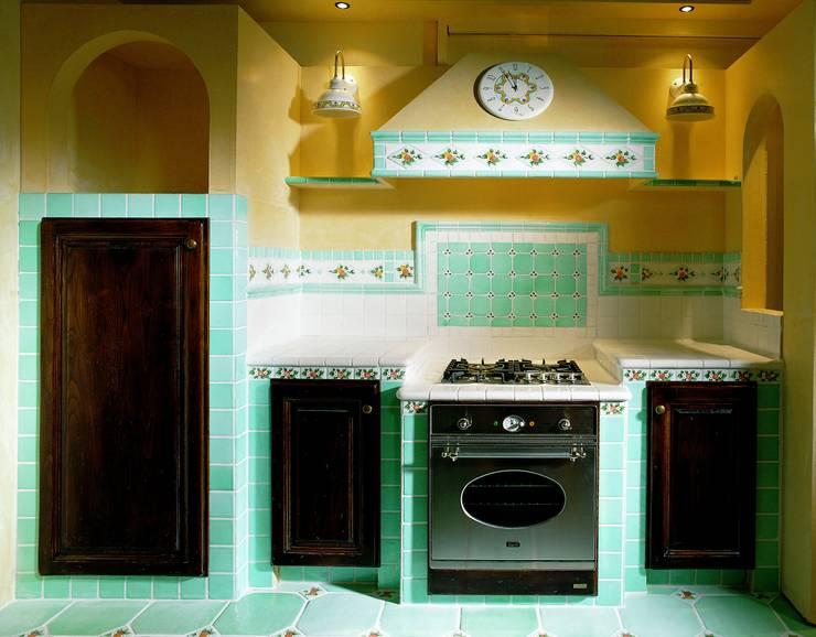 مطبخ تنفيذ Acquario Due