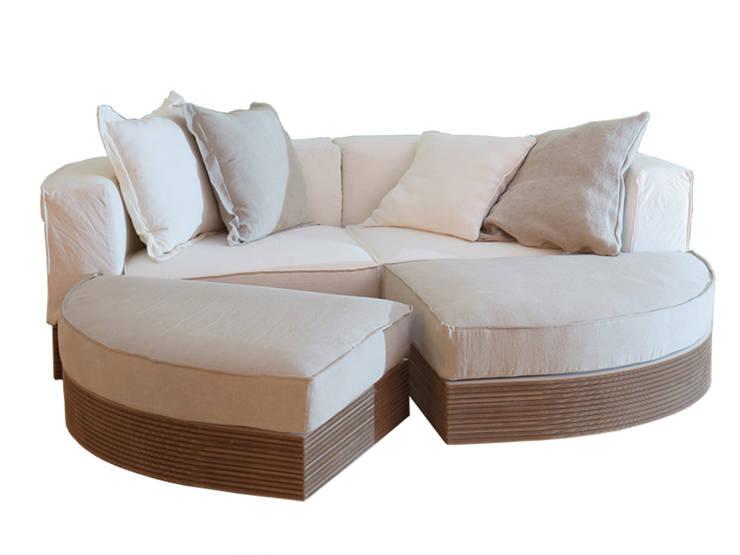 Living room by Staygreen Srl