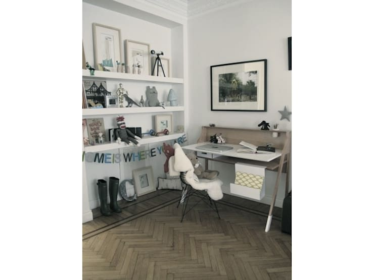 Muebles y decoración de dormitorios: Dormitorios de estilo  por KRETHAUS