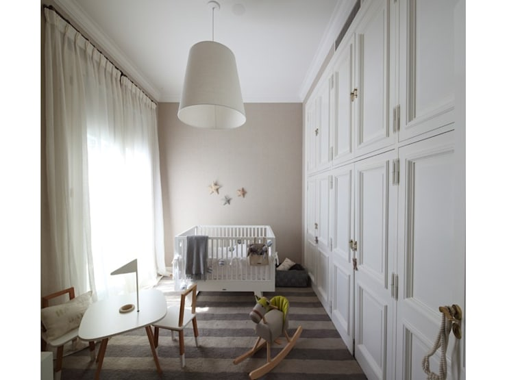 Nursery/kid's room تنفيذ KRETHAUS
