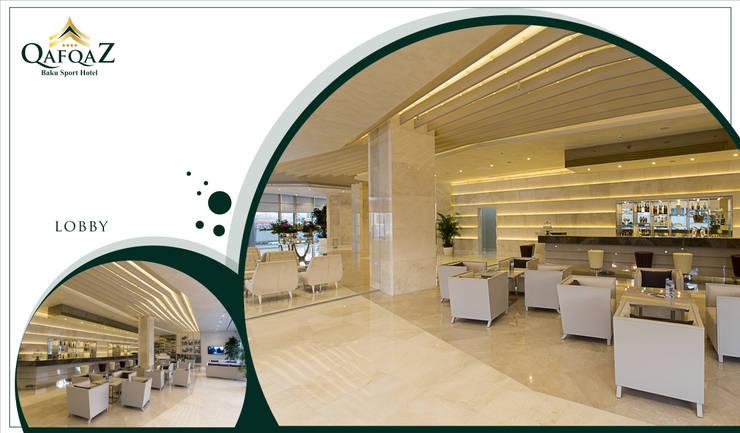 Ankara Ulus Mobilya A.Ş – Baku Qafqaz Sport Hotel Project:  tarz Oteller