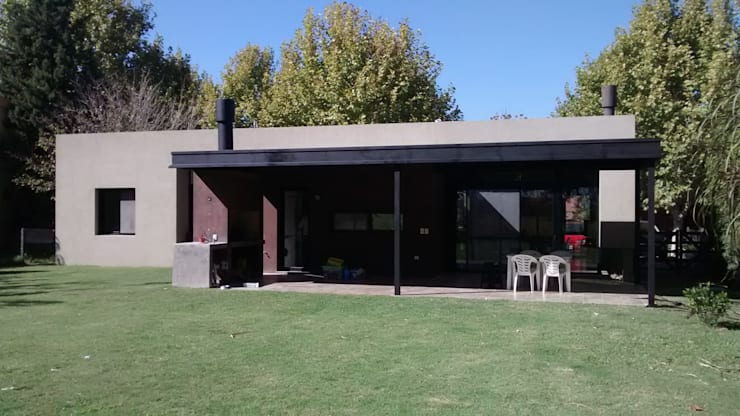 modern Houses by CC|arquitectos