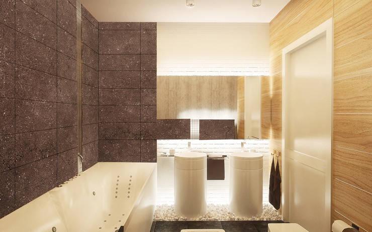 Ванная : Ванные комнаты в . Автор – studio forma