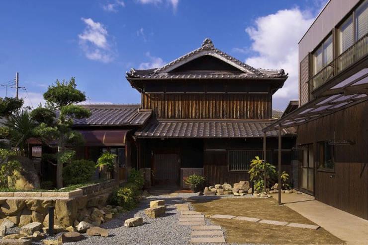 外観(After)/photo:Tada Yuko: 田村真一建築設計事務所が手掛けたです。