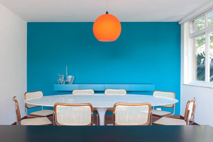 Suite Arquitetos:  tarz Yemek Odası