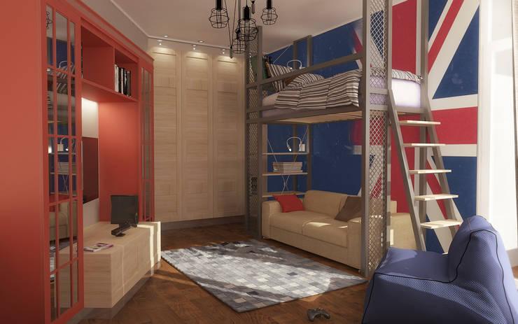Dormitorios infantiles de estilo  de studio forma